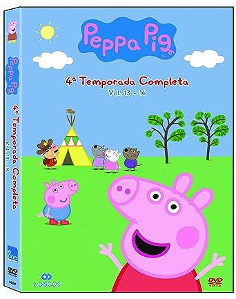 Peppa Pig Temporada 4 [DVD]: Amazon.es: Animación, Neville