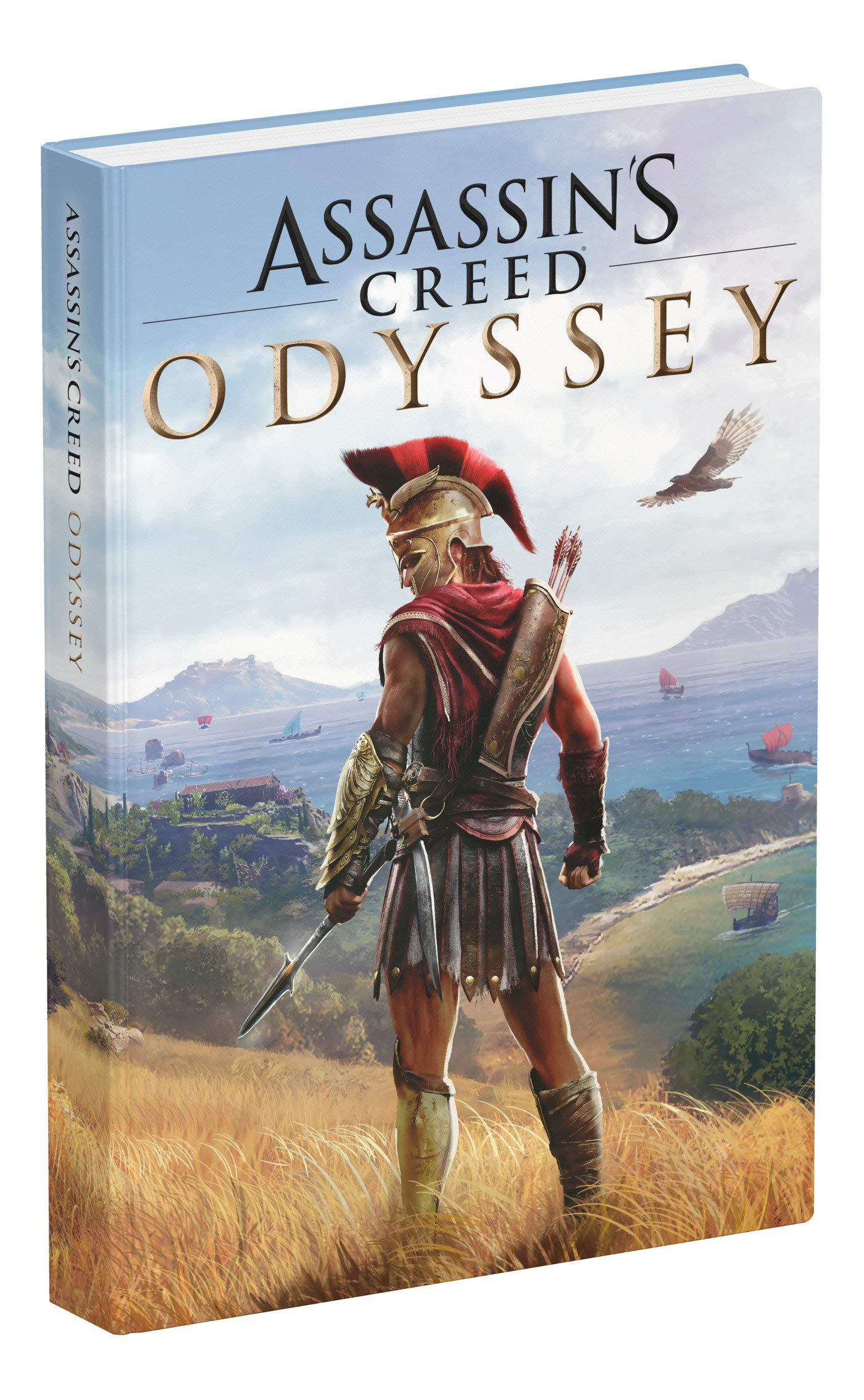 Assassin's Creed Odyssey: Official Collector's Edition Guide by Prima Games