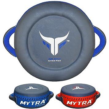 Amazon.com: Almohadillas de boxeo de piel sintética Mytra ...