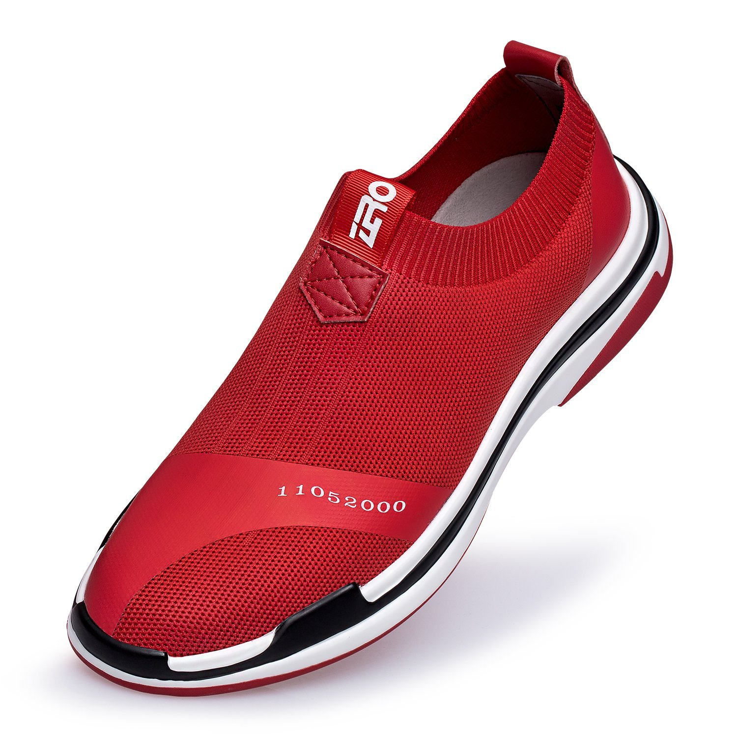 ZRO Mens Casual Shoes Fashion Slip On Travel Breathable