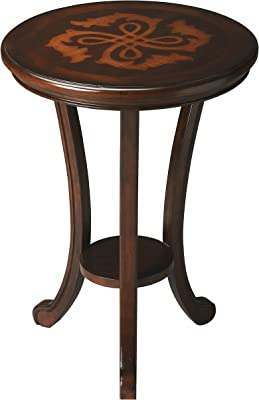 Butler Accent Table in Light Cherry