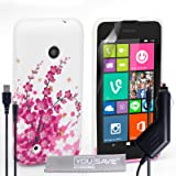 Yousave Accessories Nokia Lumia 530Case Hot