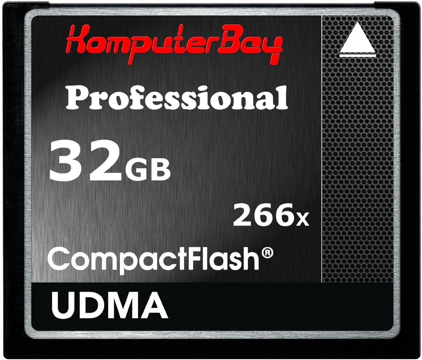 carte compact flash 32 go Amazon.com: Komputerbay 32Go High Speed Compact Flash CF 266X