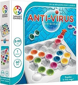 SmartGames SG 520 FR Juego Educativo Child Niño/niña - Juegos educativos (Multicolor, Child, Niño/niña, 7 año(s), 99 año(s), 60 Pieza(s)): Amazon.es: Juguetes y juegos