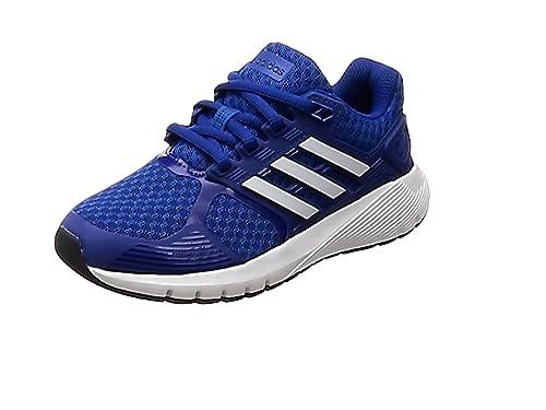 the best attitude 27570 d3745 adidas Duramo 8 K, Chaussures de Running Mixte Enfant, Bleu (BlueFTWR