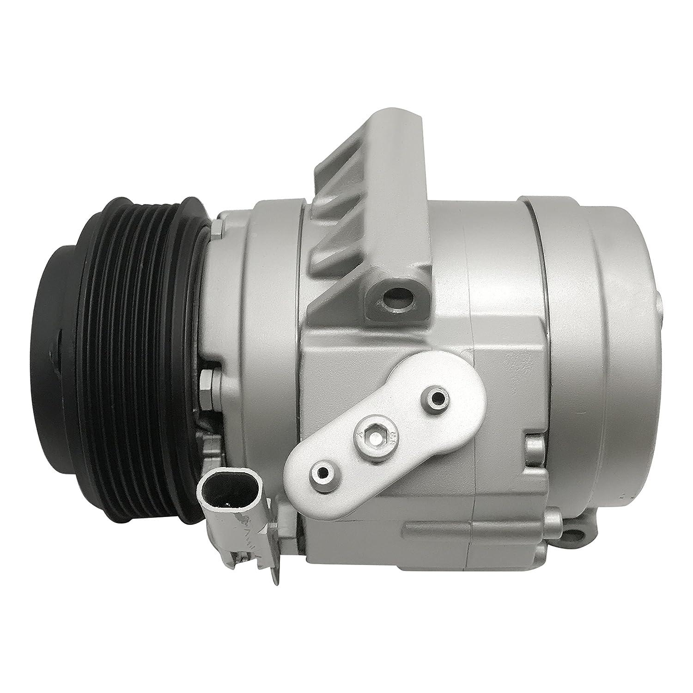 RYC Remanufactured AC Compressor and A/C Clutch FG669 RY AC Compressors