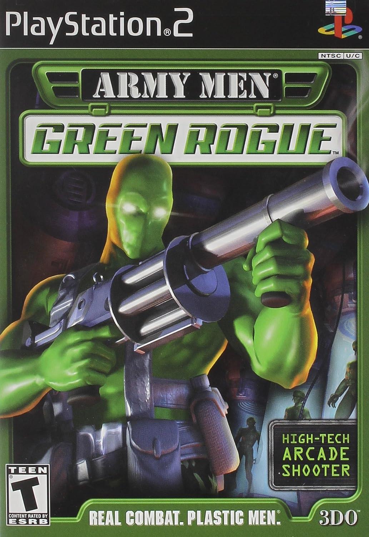 Army Men: Green Rogue - PlayStation 2