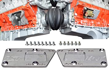 Billet Engine Swap Bracket SBC LS Conversion Motor Mount Adjustable Plate New