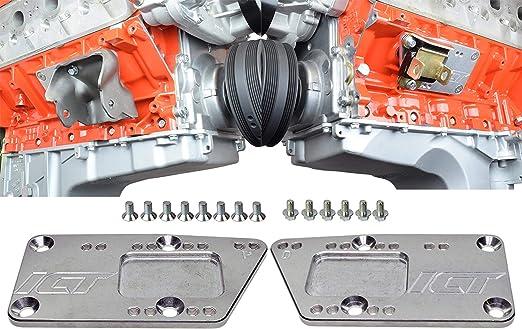 AKDSteel Engine Swap Bracket SBC Billet LS Conversion Motor Mount ...