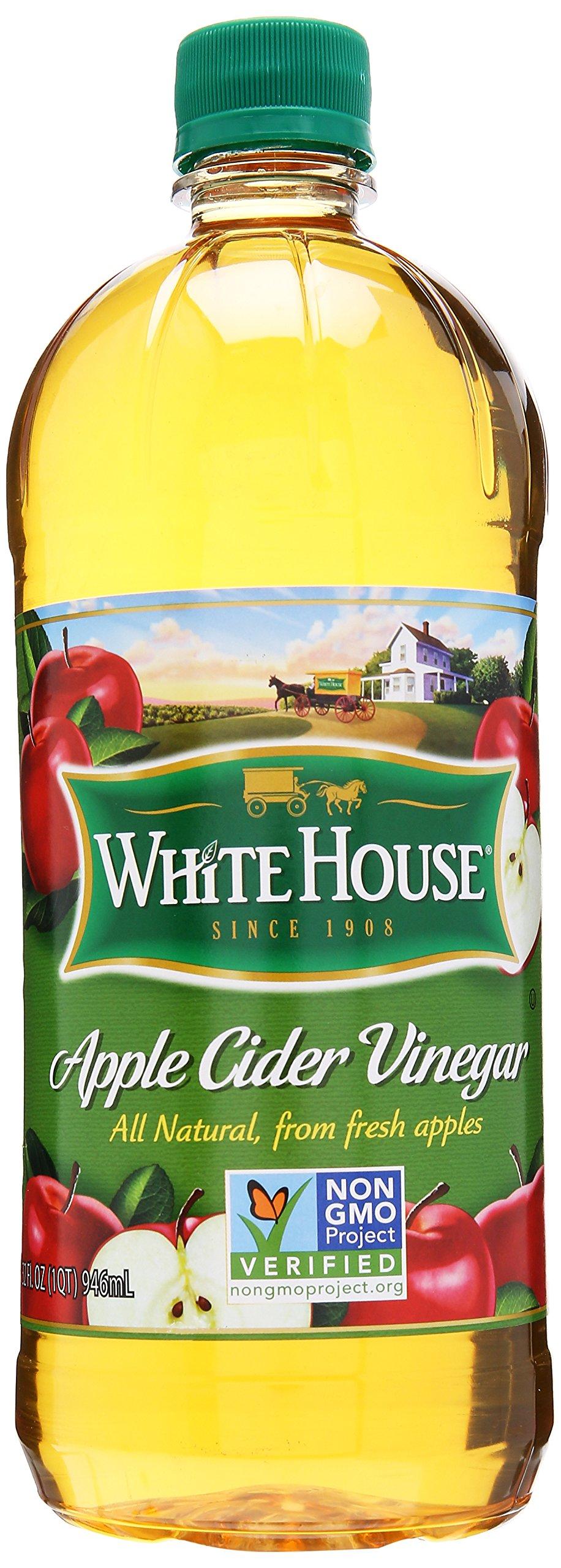 White House Foods Apple Cider Vinegar, 32 oz