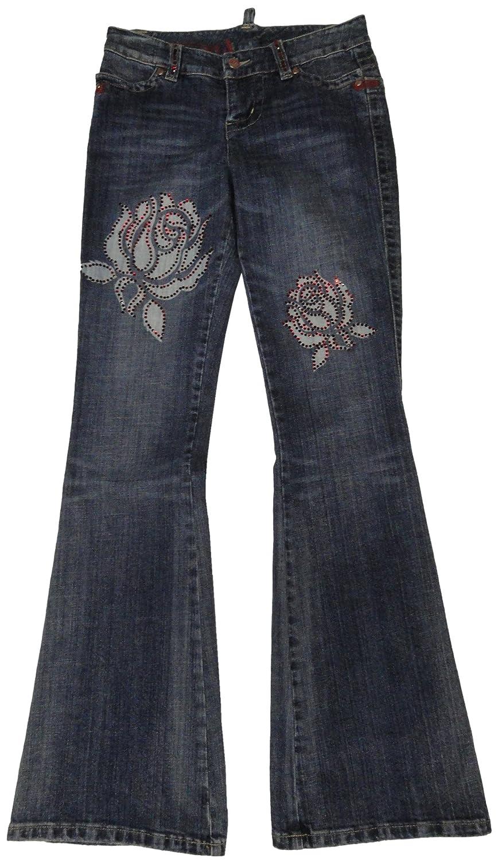 Western Denim Bank Women's Jeans, Size 26, Blue Denim