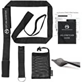 PRO Flexibility Trainer & Stunt Strap: UpCircleSeven Dance Stretcher for Ballet/Dance/Gymnastics/Cheer - Premium Stretching Equipment for Flexibility Training