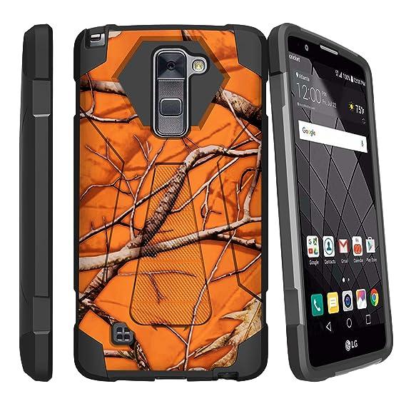 cheap for discount a5c15 dc47c Amazon.com: MINITURTLE Case Compatible w/Case for LG G Stylus 2 Plus ...