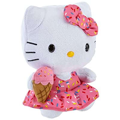 Ty Hello Kitty - Ice Cream: Toys & Games