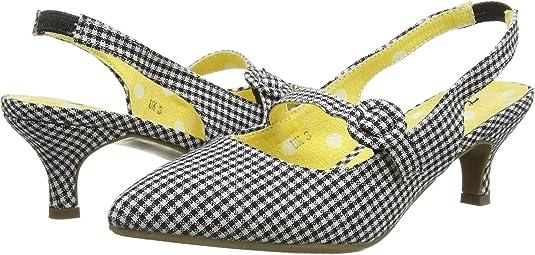 Joe Browns Damen Montrose Vintage Lace Shoes Mary Jane Schuh
