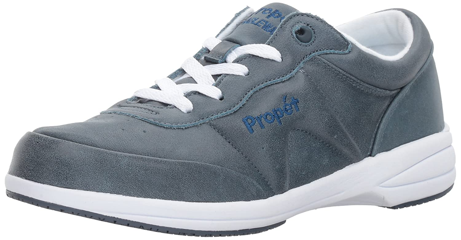 Propet Women's Washable Walker Sneaker B06XS98DJB 11 B(M) US|Sr Royal Blue/White