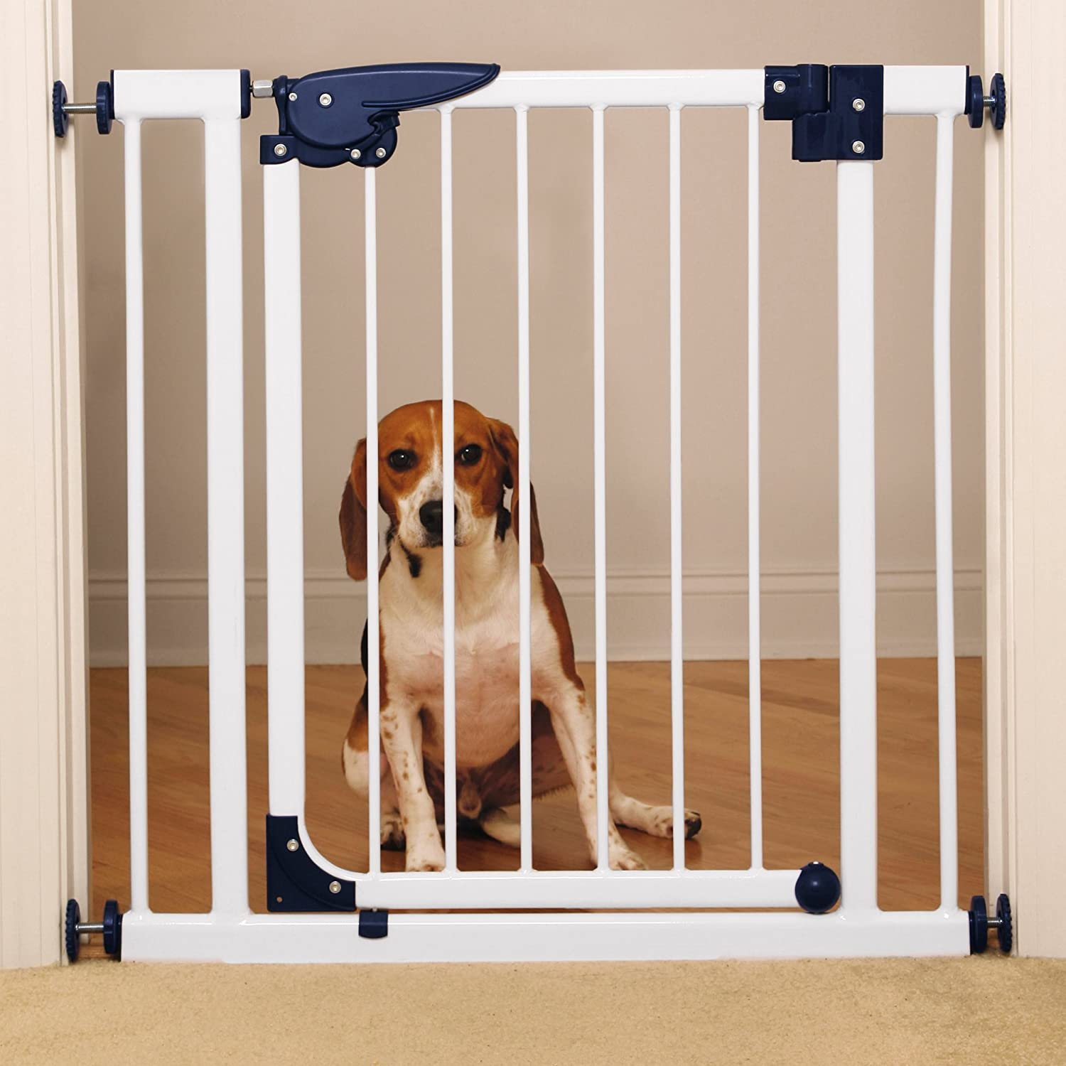 Amazon Pet Studio Pressure Mounted Plastic Gates For Dogs And