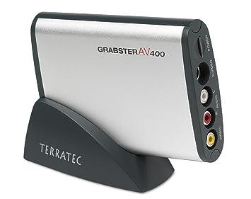 TerraTec Grabster AV 350 MX Drivers Download (2019)