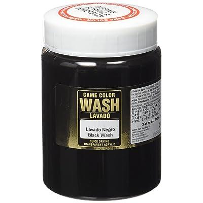 Vallejo Black Wash 200ml Paint: Toys & Games