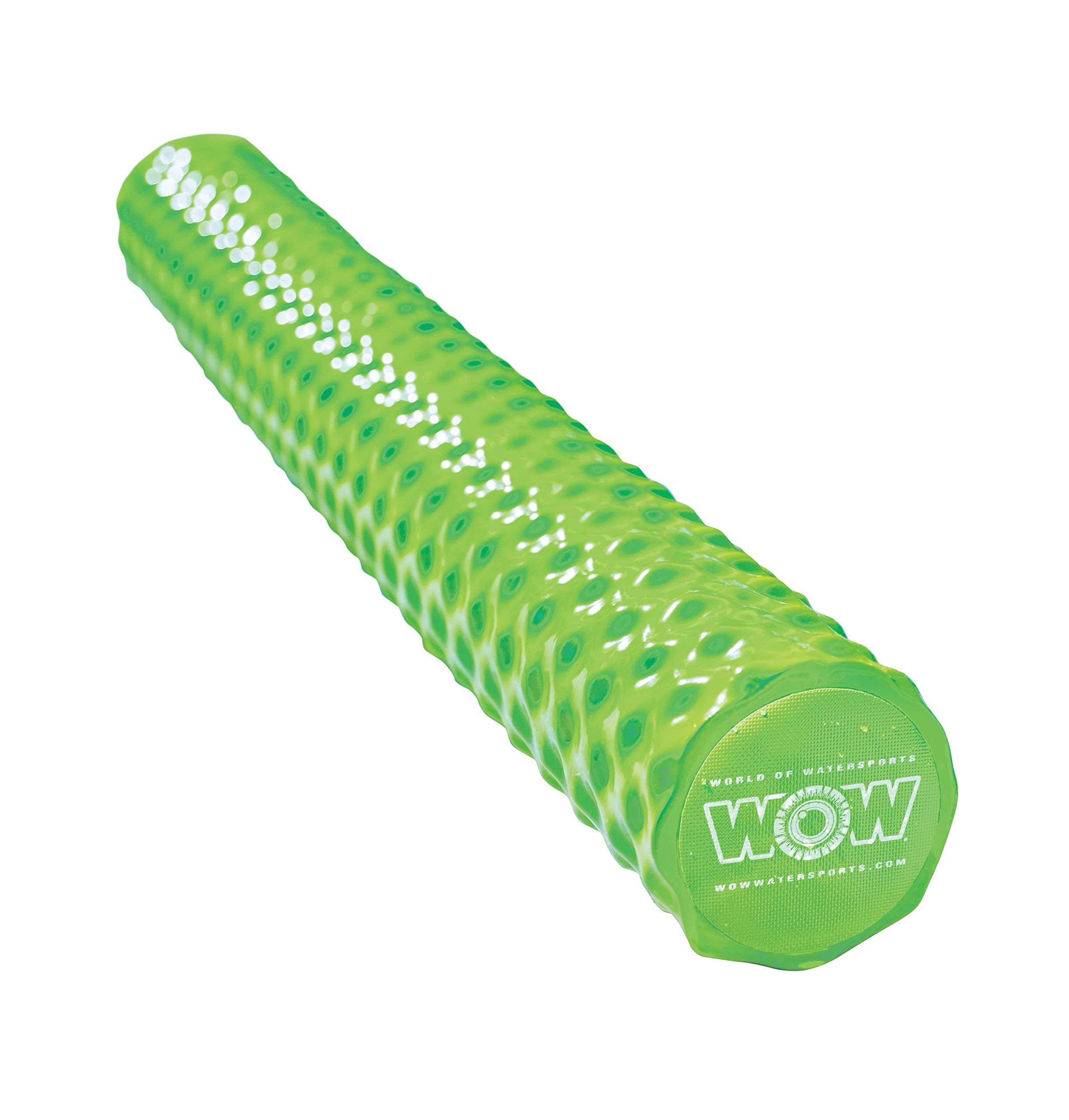 WOW World of Waterspoorts 17-2060LG First Class Soft Dipped Foam Pool Noodles, Lime Green (Renewed) by WOW Sports