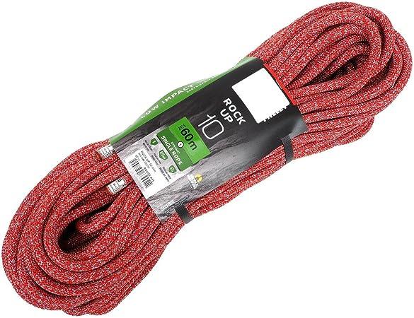 Millet Rock Up 60 m 10 mm rojo – Cuerda Escalada – rojo ...