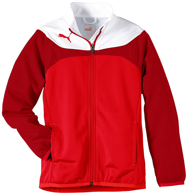PUMA Kinder Jacke Esito Tricot Jacket 653973 081