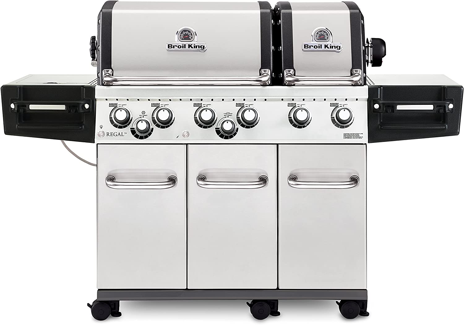 Broil King 957347 Regal XLS Pro Natural Gas Grill review