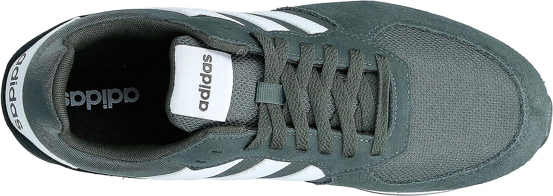 adidas Herren 8k Gymnastikschuhe, Weiß blanc/blanc/noir
