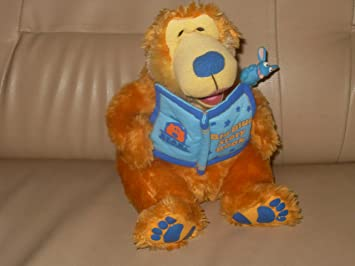 Bear Inthe Big Blue House Tutter