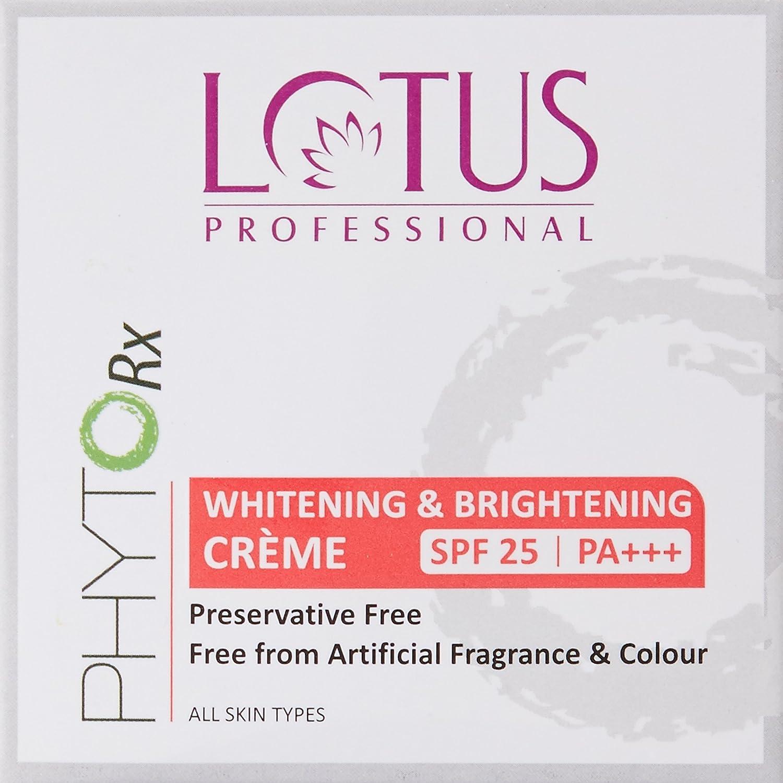 Lotus Professional Phyto-Rx Whitening & Brightening Creme
