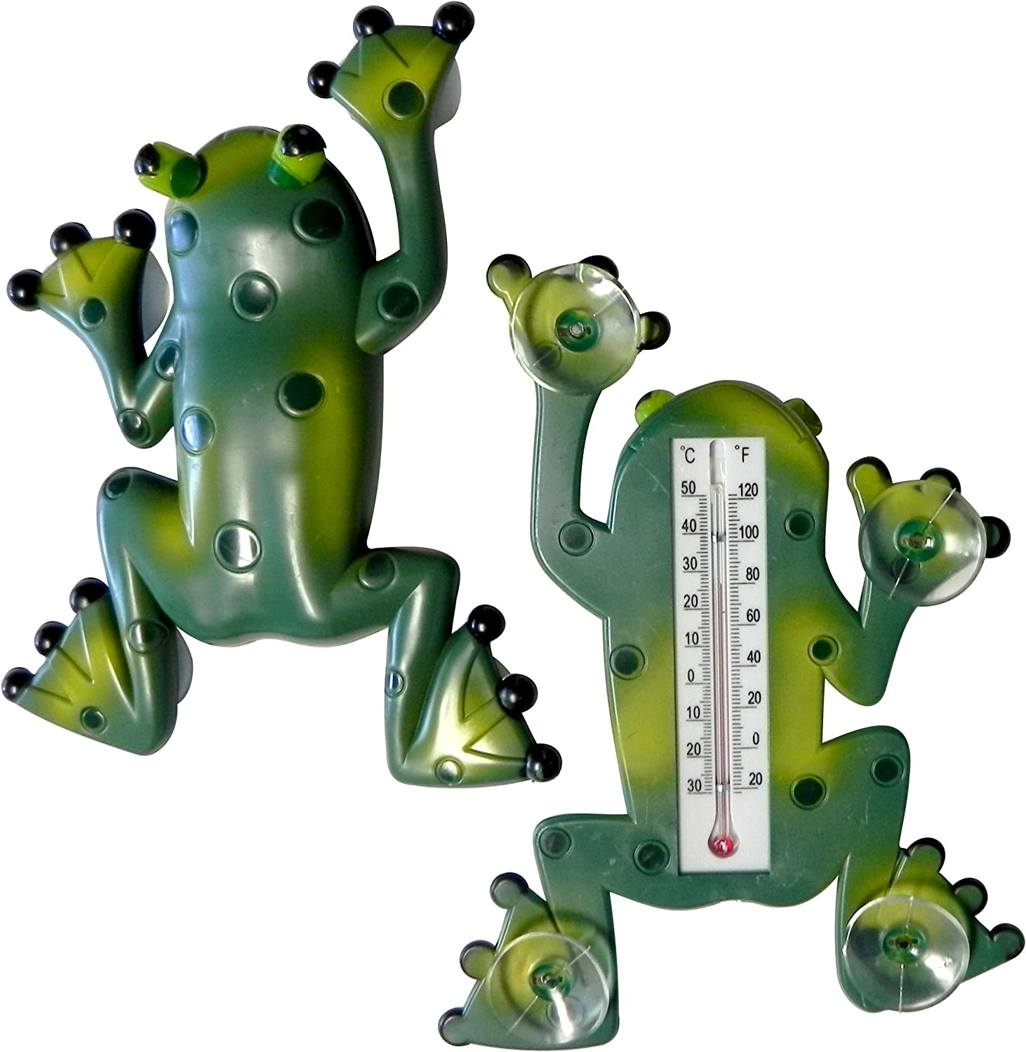 Frog WindowThermometer NEW
