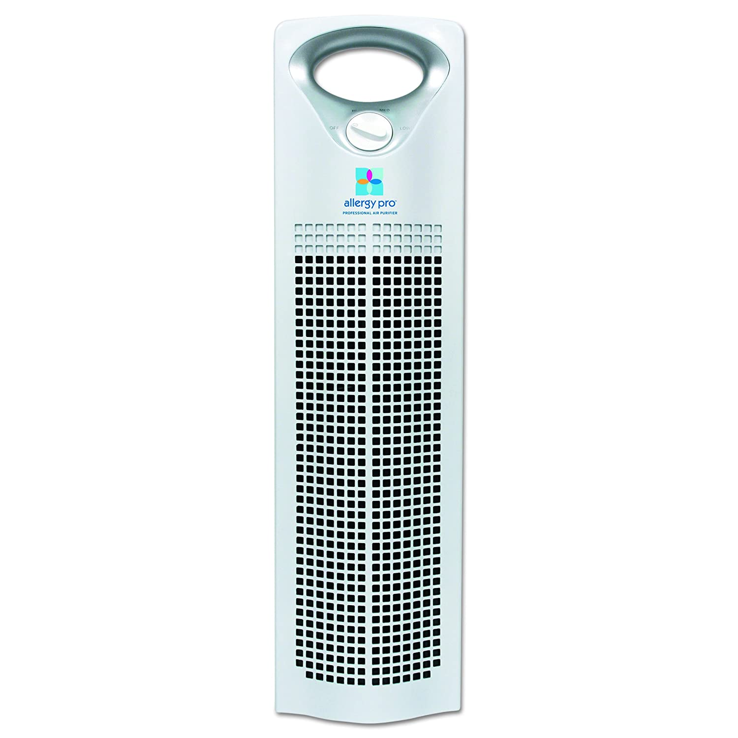 Envion Boneco Allergy Pro 200 – Easy to Clean HEPA Air Purifier Tower – Captures 99.97% of Pollen, dust, pet Dander, Mold and Smoke Down to 0.3 microns-350 Sq Ft Capacity