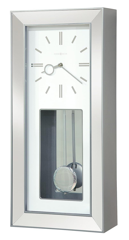Amazon Howard Miller 625 614 Chaz Wall Clock Home Kitchen