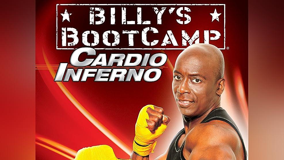 Billy Blanks: Bootcamp Cardio Inferno