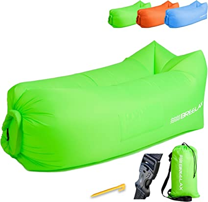 Amazon.com: breelax tumbona inflable – La mejor Muebles para ...