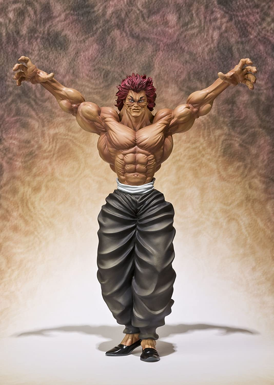 Figuarts ZERO Yujiro Hanma japan