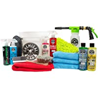 Deals on Chemical Guys HOL148 16-Piece Arsenal Builder Wash Kit