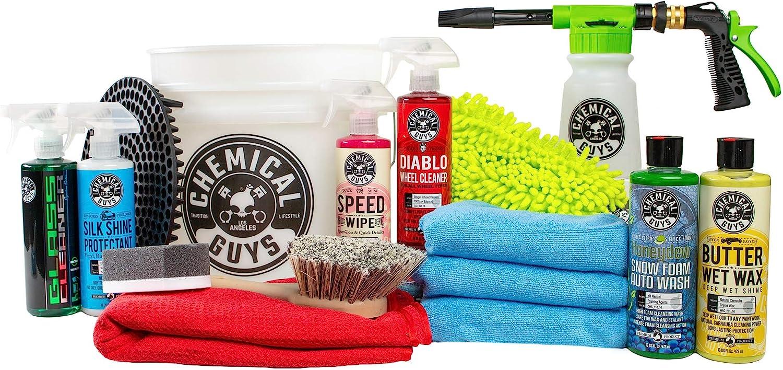 Chemical Guys 16-Piece Arsenal Builder Wash Kit