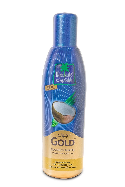 18fa8a123bfc Amazon.com   Parachute Gold Coconut Hair Oil-- Intensive Care-200ml   Beauty
