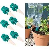 Royal Gardineer - Sistema di irrigazione per piante con punta in argilla e inserto per bottiglia, confezione da 6 pezzi