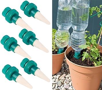 Tonkegel Bewässerung royal gardineer bewässerungsset pflanzen bewässerungssystem mit
