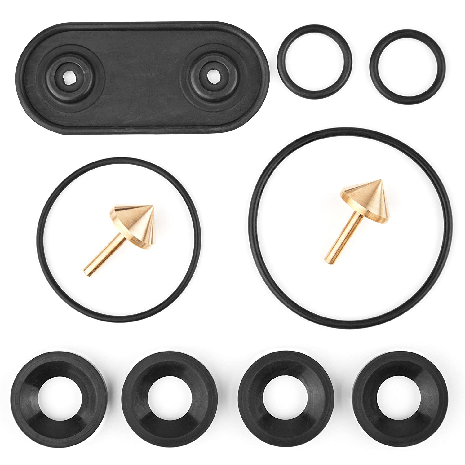 Heater Valve Repair Kit Compatible with Mercedes-Benz Cars- Set of Heater  Repair Parts for Self-Repair W140, C140 - Full Compliance with Original