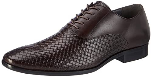 a21c67b2 ALDO Piccadilly, Zapatos de Cordones Oxford para Hombre, Marrón (Brown 20),  45 EU: Amazon.es: Zapatos y complementos