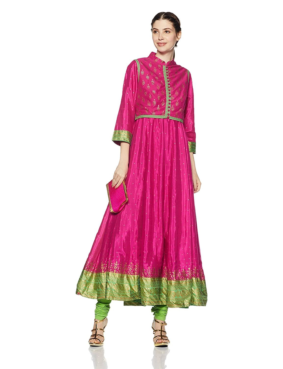 Best Anarkali Kurta For Women's – BIBA