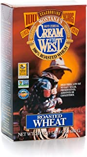 product image for Cream of The West, 100% Natural Hot Cereal, Roasted Wheat - 24 oz. Single Box