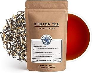 Brixton Tea ® Halmari, Single Estate, Summer Black, Fresh Loose Leaf Tea, 80g