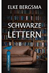 Schwarze Lettern - Ostfrieslandkrimi (Büttner und Hasenkrug ermitteln 25) (German Edition) Kindle Edition