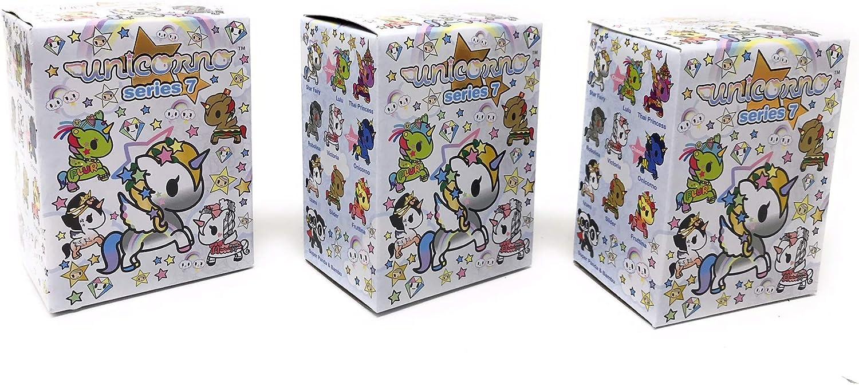 Tokidoki Unicorno Series 7 Slider Blind Box Figure NEW