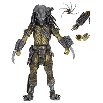 "NECA Predator Series 17 Serpent Hunter Action Figure, 7"": Toys & Games"