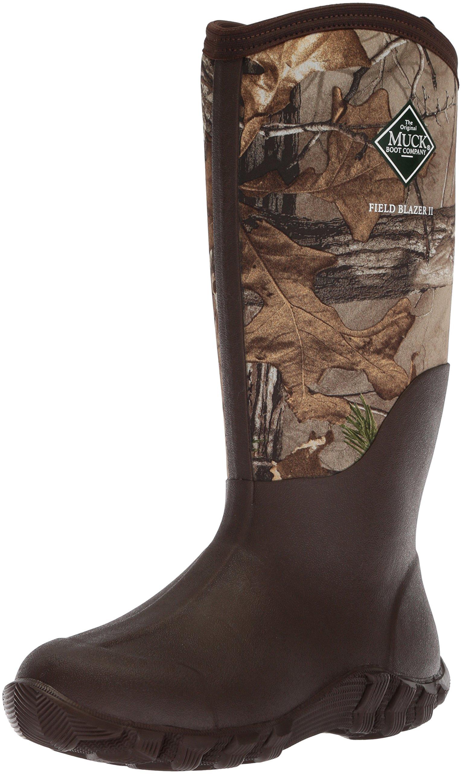 Muck Boot Men's Feildblazer II Knee High Boot, Realtree Extra, 12 Regular US